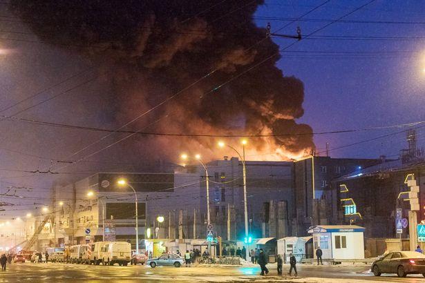 ...az üzletközpont tűzjelző berendezése március 19-e óta nem működött, és megjavítását elhanyagolták…. (index.hu, kép: Daily mirror)