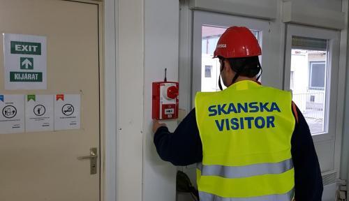Skanska Millpark